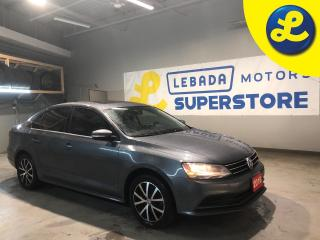 Used 2016 Volkswagen Jetta Sunroof * Apple Car Play * Android Auto * Dual Climate Control * Back Up Camera * Heated Cloth Seats * Automatic Headlights * Heated Mirrors * Steerin for sale in Cambridge, ON