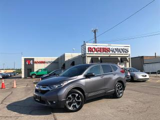 Used 2018 Honda CR-V 2.99% Financing - EX AWD - SUNROOF - REVERSE CAM - HTD SEATS for sale in Oakville, ON