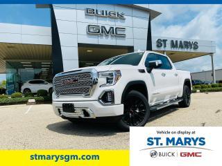 New 2021 GMC Sierra 1500 Denali for sale in St. Marys, ON