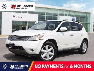 Used 2005 Nissan Murano SE ***AS-TRADED*** for sale in Winnipeg, MB