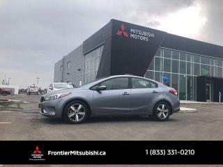 Used 2018 Kia Forte LX for sale in Grande Prairie, AB