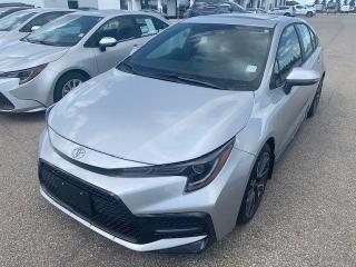 New 2021 Toyota Corolla SE CVT for sale in Portage la Prairie, MB