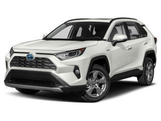 New 2021 Toyota RAV4 Hybrid Limited AWD for sale in Portage la Prairie, MB