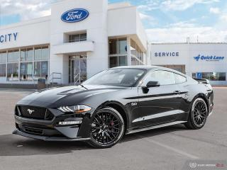 New 2021 Ford Mustang GT for sale in Winnipeg, MB