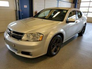 Used 2012 Dodge Avenger 4dr Sdn SXT for sale in Moose Jaw, SK