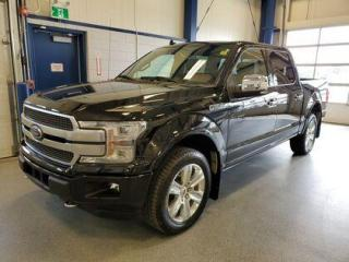 Used 2020 Ford F-150 PLATINUM for sale in Moose Jaw, SK