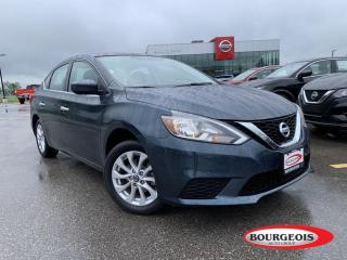 Used 2016 Nissan Sentra HEATED SEATS, REVERSE CAMERA for sale in Midland, ON
