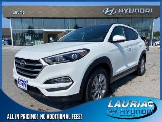 Used 2017 Hyundai Tucson 2.0L AWD SE - LOW KMS for sale in Port Hope, ON