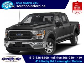 New 2021 Ford F-150 XLT for sale in Leamington, ON