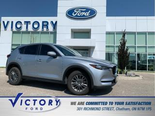 Used 2017 Mazda CX-5 GS | SUNROOF | NAV | PUSH BUTTON START | LEATHER for sale in Chatham, ON