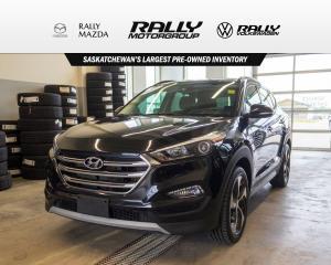 Used 2017 Hyundai Tucson SE for sale in Prince Albert, SK
