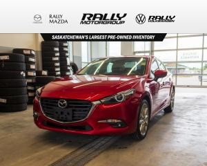 Used 2017 Mazda MAZDA3 GT for sale in Prince Albert, SK