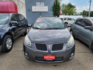 Used 2009 Pontiac Vibe AWD for sale in Brantford, ON