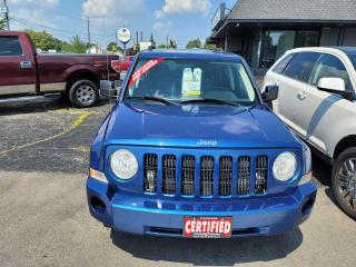 Used 2009 Jeep Patriot north for sale in Brantford, ON
