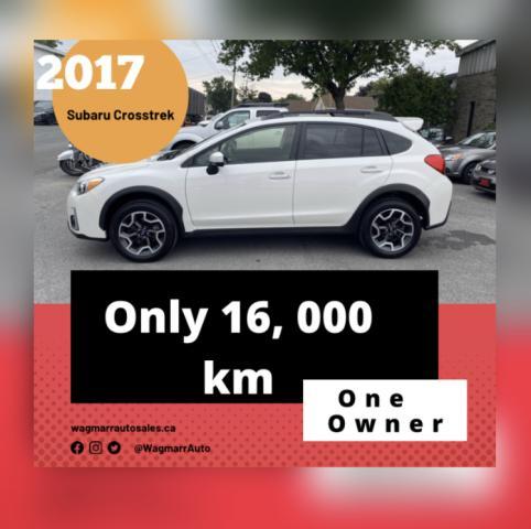 2017 Subaru Crosstrek Sport with ten package