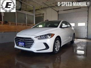 Used 2017 Hyundai Elantra L  GREAT GAS MILEAGE!! for sale in Barrie, ON
