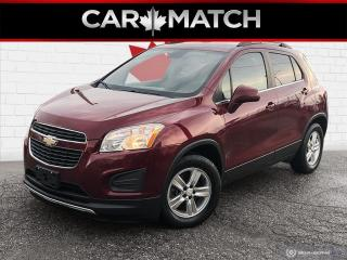 Used 2014 Chevrolet Trax LT / AUTO / AC / 116,074 KM for sale in Cambridge, ON