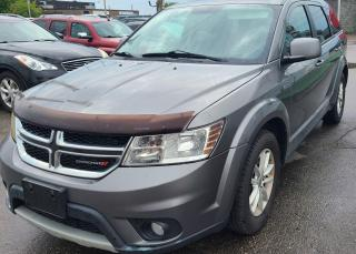 Used 2013 Dodge Journey SXT for sale in Oshawa, ON