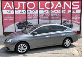 Used 2017 Nissan Sentra SV-ALL CREDIT ACCEPTED for sale in Toronto, ON
