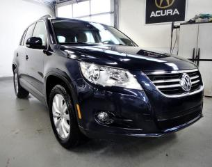 Used 2011 Volkswagen Tiguan LOW KM,AWD,PANO ROOF,NO ACCIDENT for sale in North York, ON