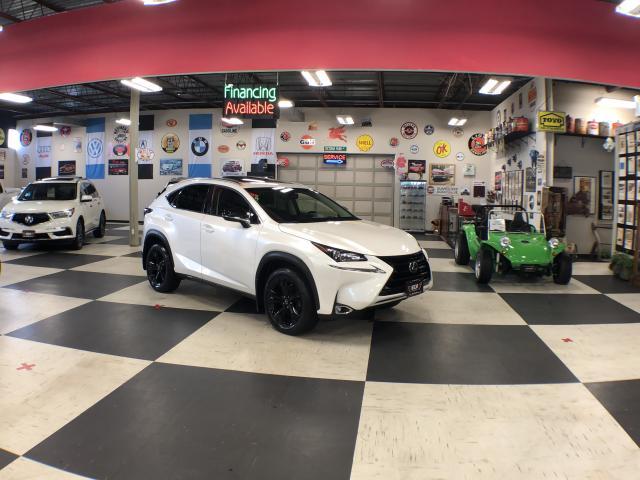 2017 Lexus NX 200t NX200t PREMIUM, SUNROOF, LEATHER,REARVIEW CAM 39K