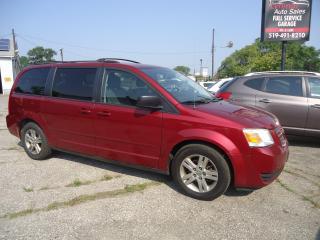 Used 2010 Dodge Grand Caravan SE for sale in Sarnia, ON