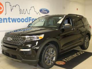 New 2021 Ford Explorer XLT | 4WD | SPort Appearance | NAV | Adaptive Cruise | Heated Steering for sale in Edmonton, AB