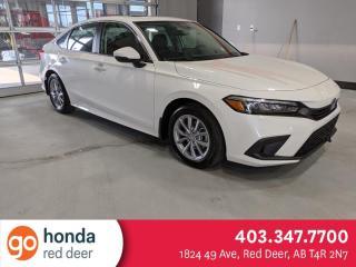 New 2022 Honda Civic Sedan EX for sale in Red Deer, AB