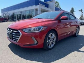 Used 2017 Hyundai Elantra GLS for sale in Duncan, BC