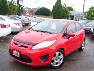 Used 2013 Ford Fiesta SE,AUTO,A/C,TINTED,BLUETOOTH,CERTIFIED,ALLOYS, for sale in Kitchener, ON