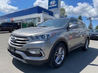 Used 2017 Hyundai Santa Fe Sport SE for sale in Duncan, BC