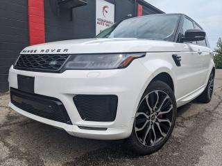 Used 2018 Land Rover Range Rover Sport Sport V8 dynamic, AWD, FULLY EQUPPIED, NO ACCIDENT for sale in Burlington, ON