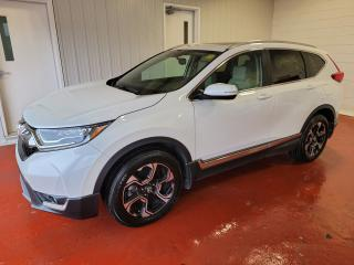 Used 2019 Honda CR-V Touring AWD for sale in Pembroke, ON