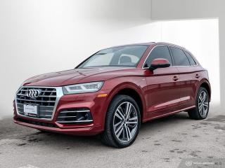 Used 2018 Audi Q5 2.0T Technik quattro w/ 20