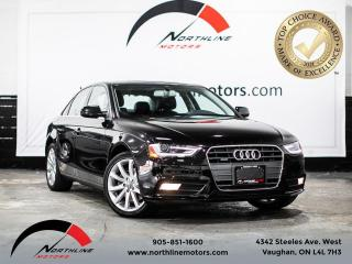 Used 2013 Audi A4 Premium Plus/Sunroof/Backup cam/Navigation for sale in Vaughan, ON