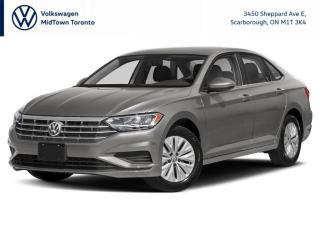 New 2021 Volkswagen Jetta comfortline for sale in Scarborough, ON