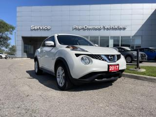 Used 2017 Nissan Juke SV ONE OWNER ACCIDENT FREE TRADE for sale in Toronto, ON