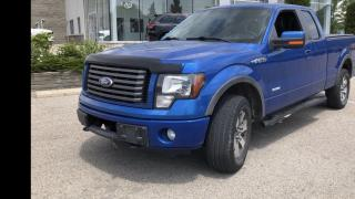Used 2011 Ford F-150 Fx4  /leather/sunroof/4wd for sale in Toronto, ON