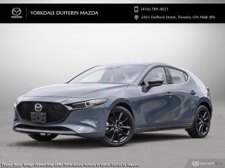 New 2021 Mazda MAZDA3 GT w/Turbo for sale in York, ON