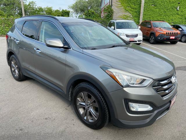 2013 Hyundai Santa Fe SPORT ** 2.0turbo, AWD, HTD SEATS, BLUETOOTH  **