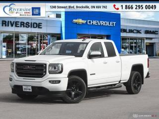 Used 2019 GMC Sierra 1500 Limited for sale in Brockville, ON