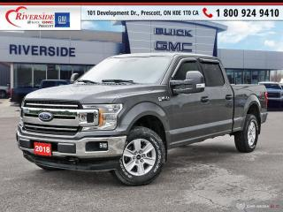 Used 2018 Ford F-150 XLT for sale in Prescott, ON