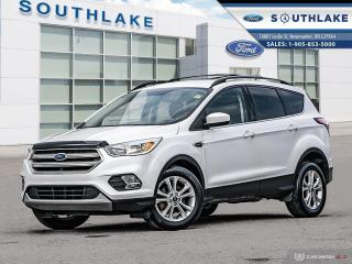 Used 2018 Ford Escape SE AUTO|CLOTH|FWD for sale in Newmarket, ON