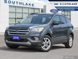 Used 2018 Ford Escape SE FWD|NAV|CLOTH for sale in Newmarket, ON