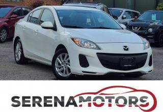 Used 2012 Mazda MAZDA3 GS | MANUAL | HTD SEATS | ONE ONWER | NO ACCIDENTS for sale in Mississauga, ON