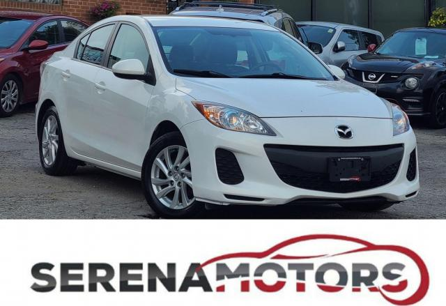 2012 Mazda MAZDA3 GS | MANUAL | HTD SEATS | ONE ONWER | NO ACCIDENTS