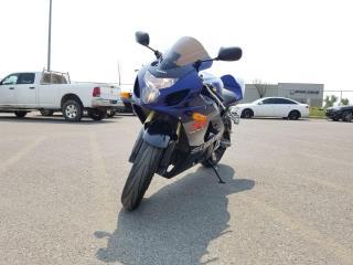 Used 2005 Suzuki GSXR750 K for sale in Calgary, AB