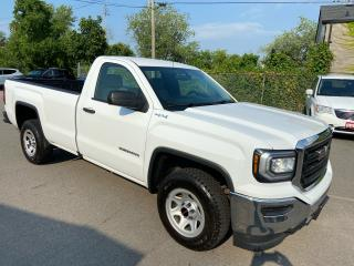 Used 2018 GMC Sierra 1500 ** LONG BOX, CRUISE, 4X4 ** for sale in St Catharines, ON