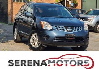 Used 2012 Nissan Rogue SV | AWD | HTD SEATS | BACK UP CAM | NO ACCIDENTS for sale in Mississauga, ON
