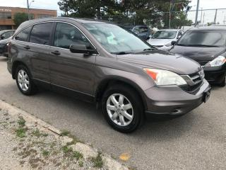 Used 2010 Honda CR-V AWD,NO ACCIDENT,ALLOYS,$6800,SAFETY EXTRA$490 for sale in Toronto, ON